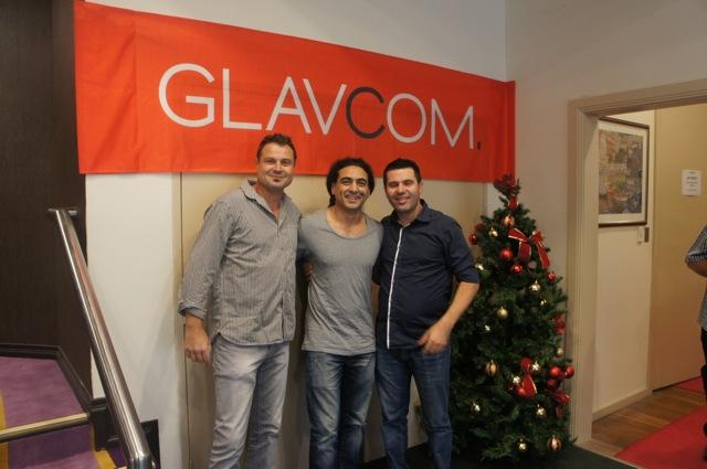 2014 Glavcom Christmas Party 1