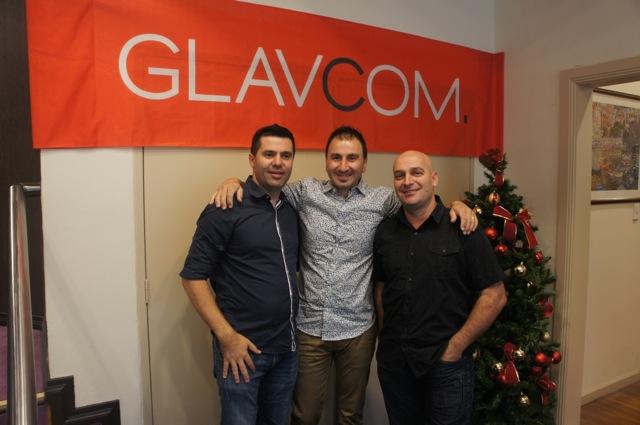 2014 Glavcom Christmas Party 2