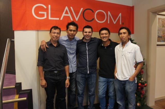 2014 Glavcom Christmas Party 4