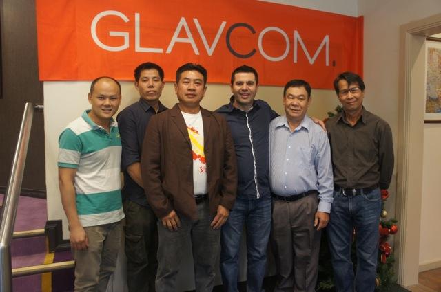 2014 Glavcom Christmas Party 5