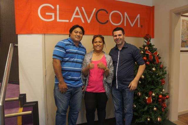 2014 Glavcom Christmas Party 6