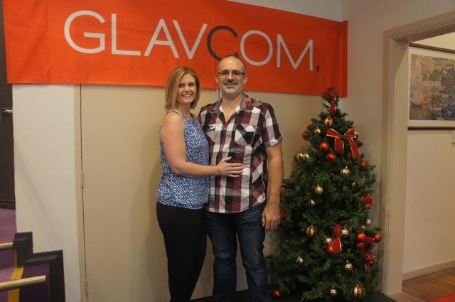 2014 Glavcom Christmas Party 10