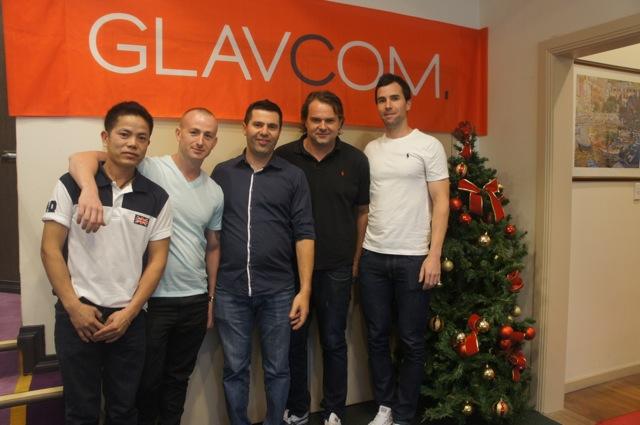 2014 Glavcom Christmas Party 11