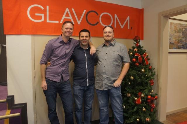 2014 Glavcom Christmas Party 12