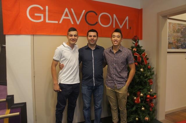 2014 Glavcom Christmas Party 13