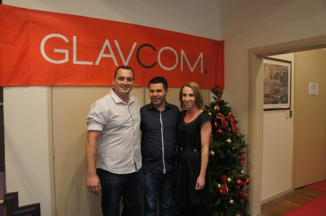 2014 Glavcom Christmas Party 14