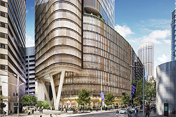 Recently Awarded Projects: 200 George Street