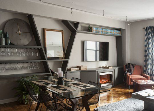 Inspiration Cube – Joinery Feature Walls