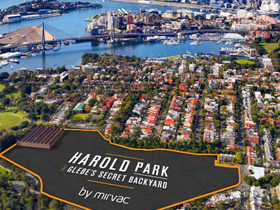 Harold Park – Mirvac