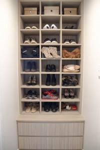 Shoe Shelving